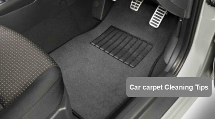 How to Clean Car Carpet Spontaneously: The Right Things to Do