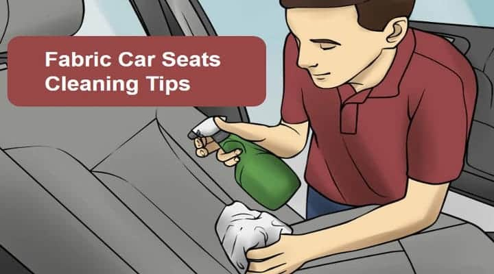 How to Clean Fabric Car Seats :The Complete Guide