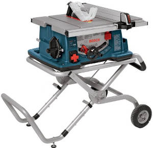Bosch-10-Inch table saw