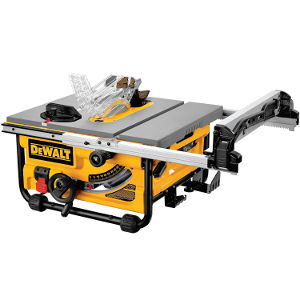 DEWALT-DW745 table saw