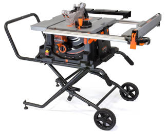 WEN 3720 15A Jobsite Table Saw