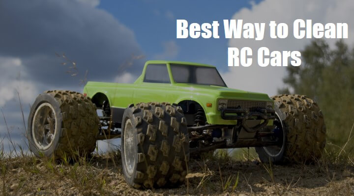 How to Clean RC Cars and Trucks Like a Pro: The Mega Guide
