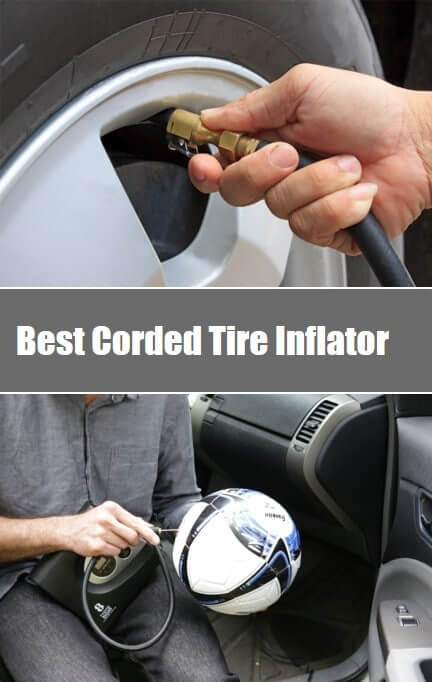 Best corded tire inflator