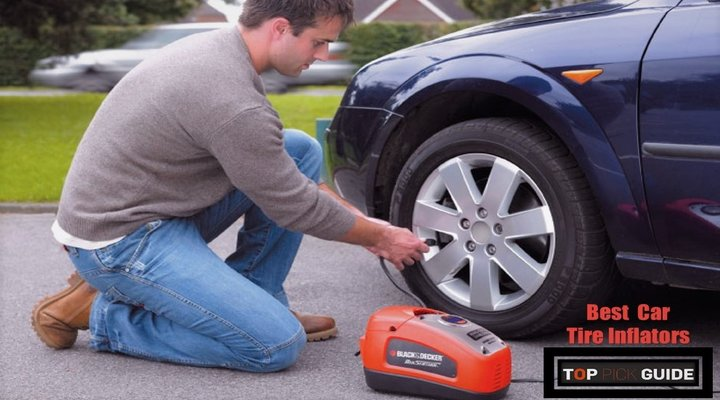 best car tire inflators