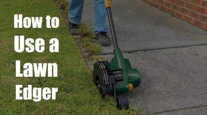 How to Use a Lawn Edger: 3 Easy Methods You Should Know
