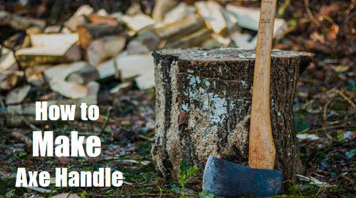 Making Axe Handle